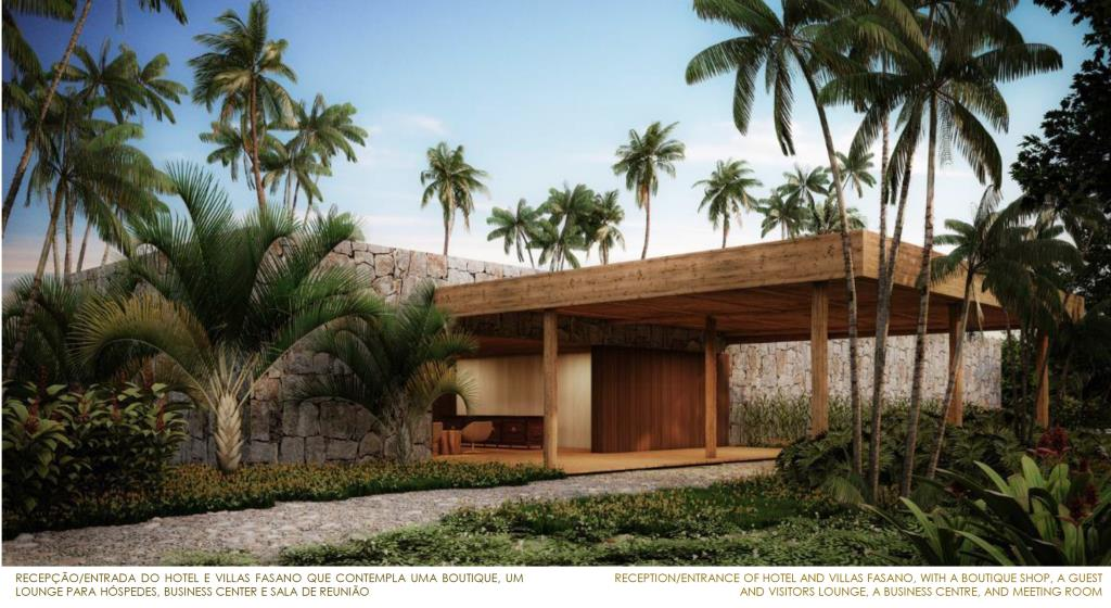 Resorts Fasano Beautiful Land With Sea View 6