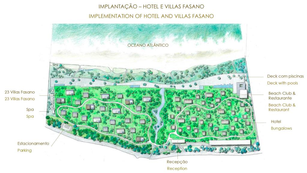 Resorts Fasano Beautiful Land With Sea View 15