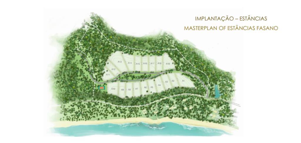Resorts Fasano Beautiful Land With Sea View 11
