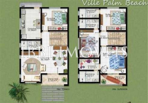 Beautiful new homes in Condo in Buraquinho 3
