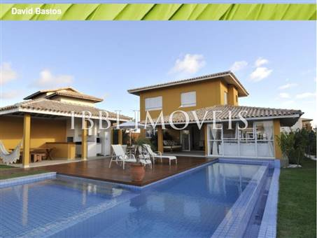 Stunning House With 4 Bedrooms For Sale In Costa Do Sauipe 1