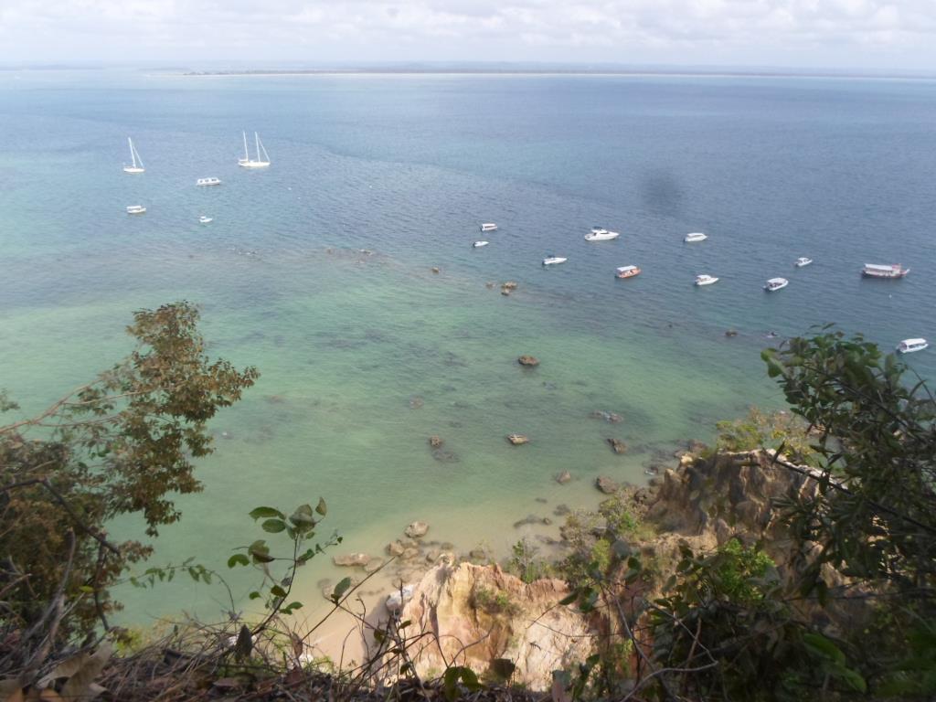 Grande Terreno Comercial Com Vista Incrível Para O Mar 2