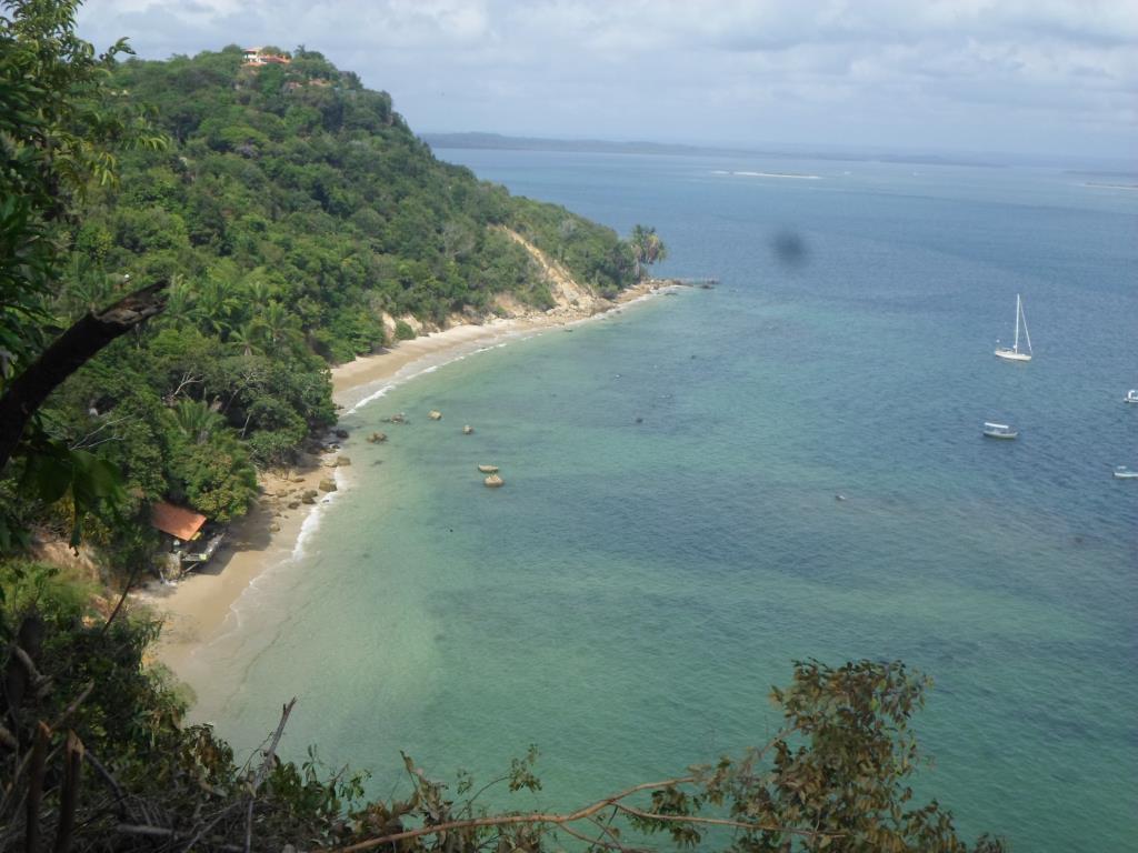 Grande Terreno Comercial Com Vista Incrível Para O Mar 3