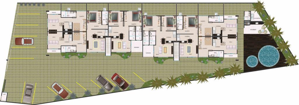 Lançamento De Apartamentos 7