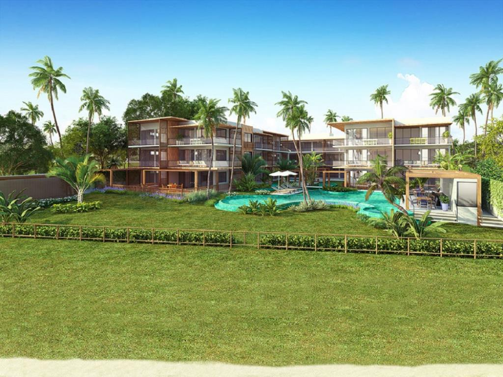 Launch Of Apartments On The Island 1