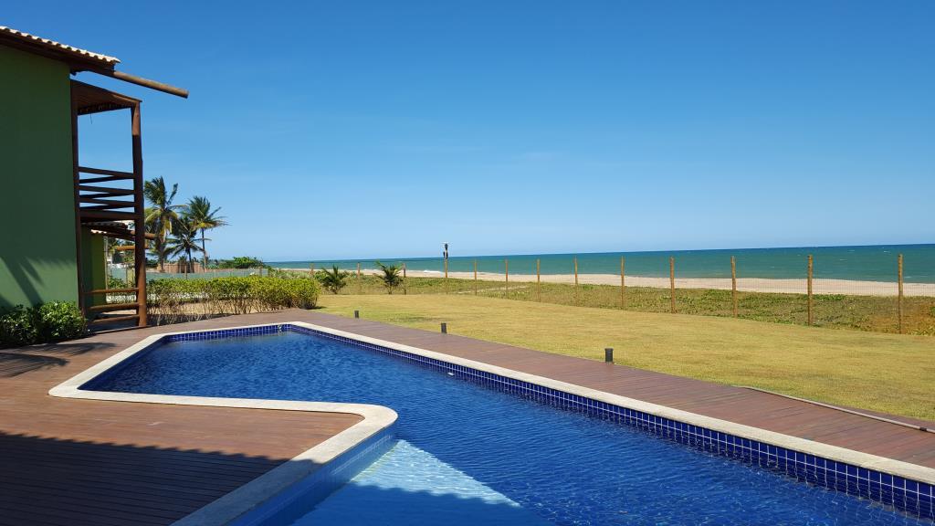 Lindo Bangalô De Praia Com Vista Mar 13