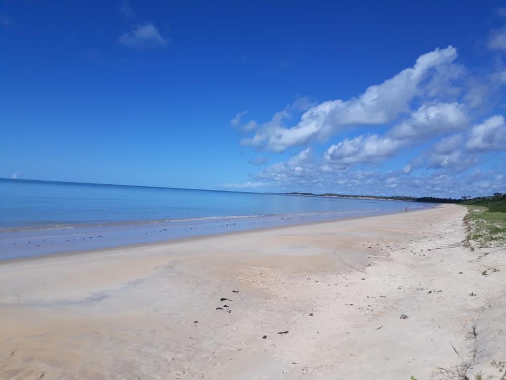 Bellissima Terra Mare Fronte Piede Nella Sabbia 2