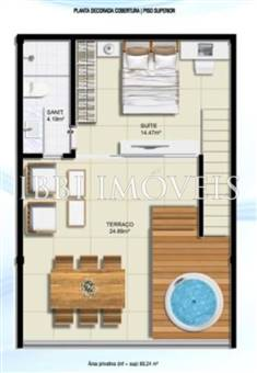 Loft With Balcony In Great Location 9