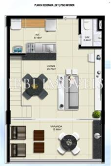 Loft With Balcony In Great Location 3