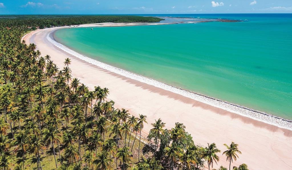 Praia do Pratigi 7