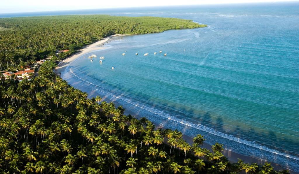 Praia do Pratigi 12
