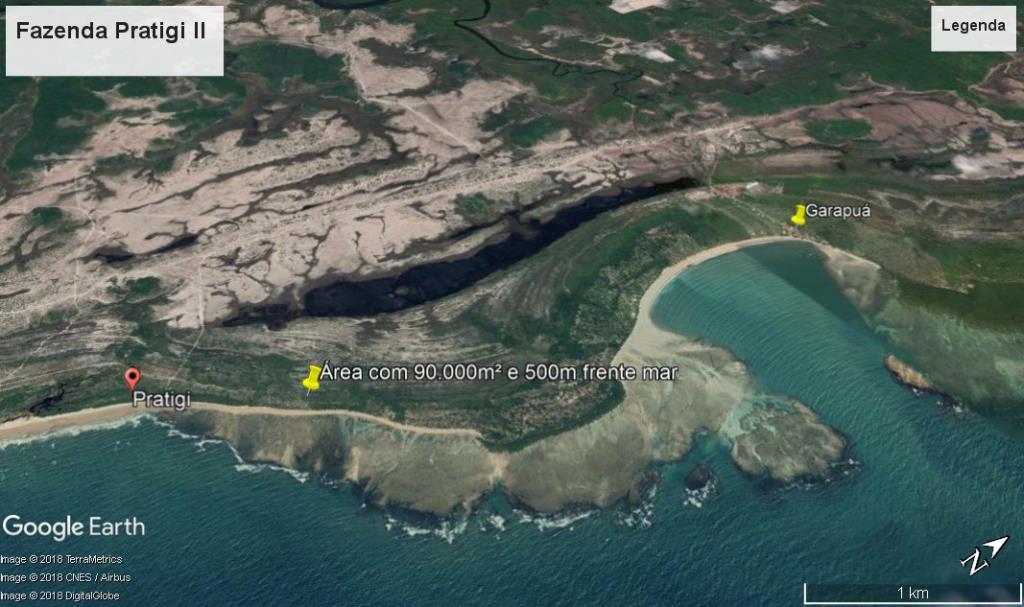 Praia do Pratigi 14
