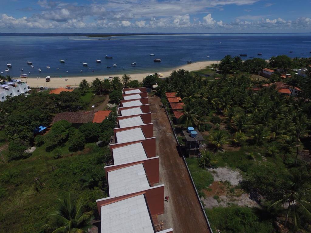 Casas en Condominio frente al mar 1