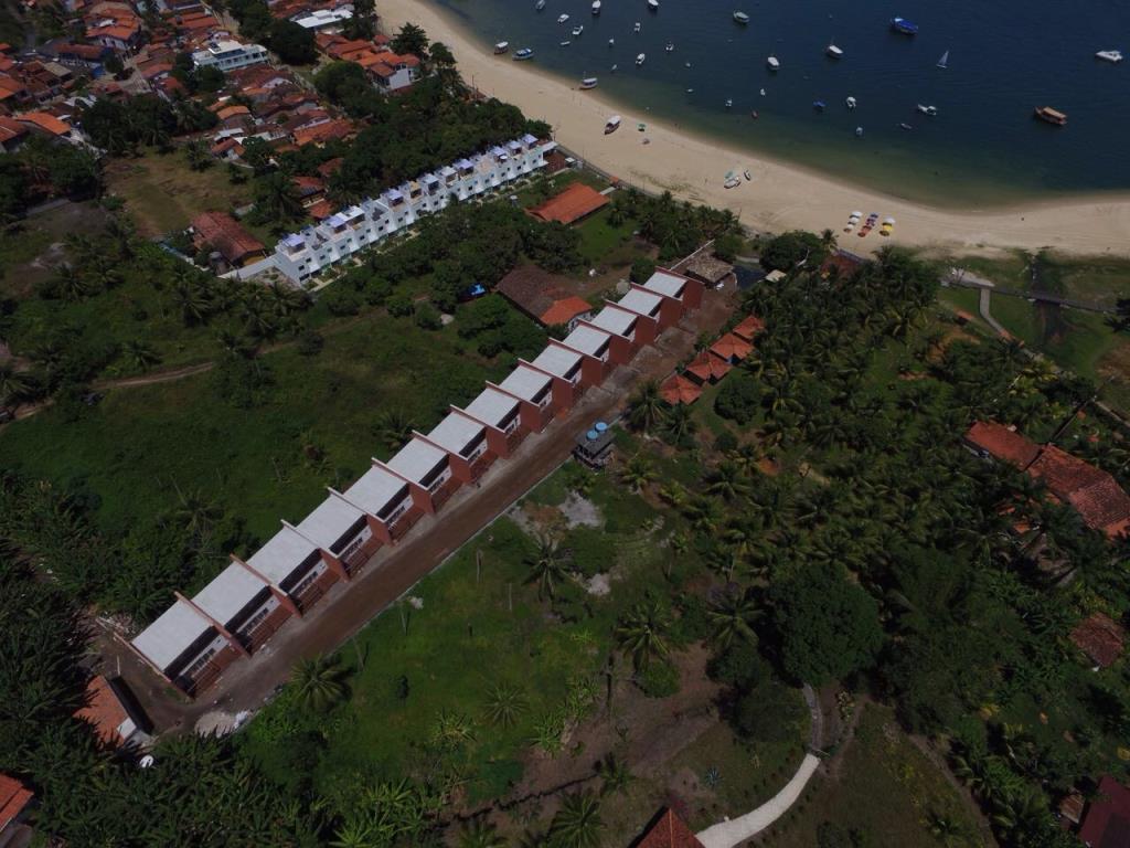 Casas en Condominio frente al mar 4