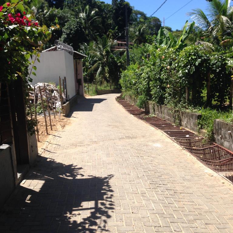 Otimo Terreno Perto Da Vila Mas Numa Parte Tranquila Do Morro De Sao Paulo 5