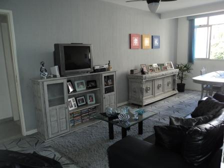 Apartamento de 2 quartos 1 suite com terraço em Brotas 1