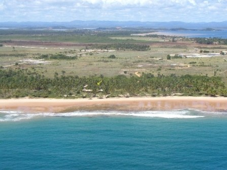 Marau Peninsula - Costa do Dende 1
