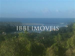 Beautiful beachfront land with an excellent location near to Velha Boipeba