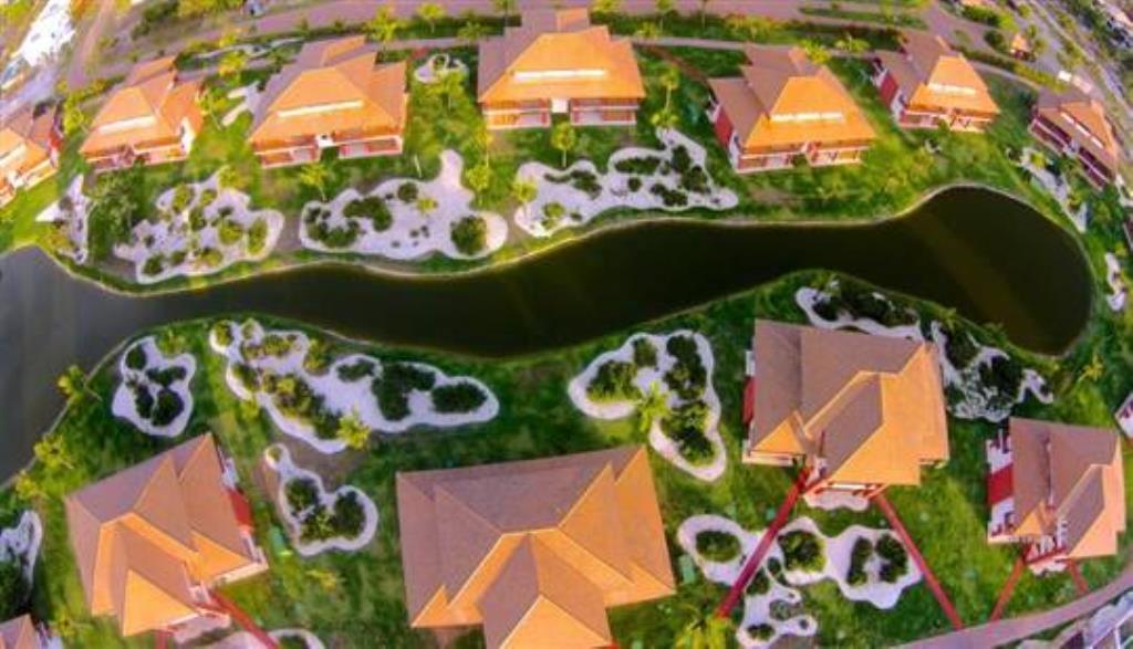 Village Completamente in aumento in condominio di lusso 4